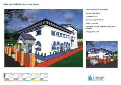 Spirit and Life Church