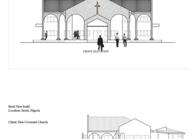 New Covenant Church Ilorin