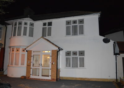 Westrow Drive – Double Storey Side & Rear extension and Loft Conversion