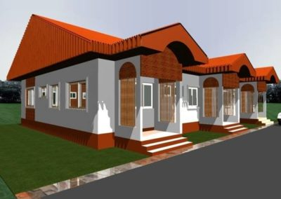 Other International Projects – Residential New build