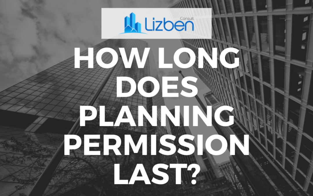 How long does planning permission last?